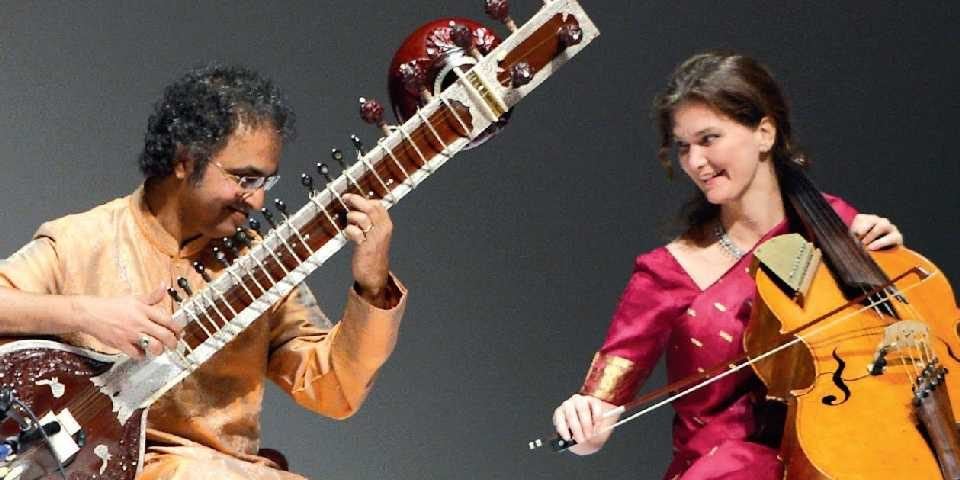 The Magnificence Of Indian Classical Music Astro Black Records