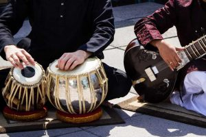 Picture of Tabla and Sitar performance