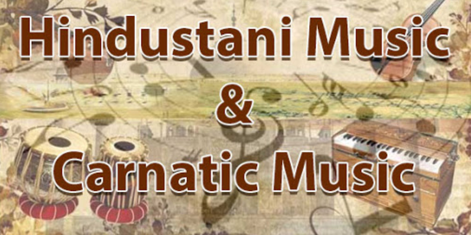 Difference Between Hindustani And Classical Music Concept.