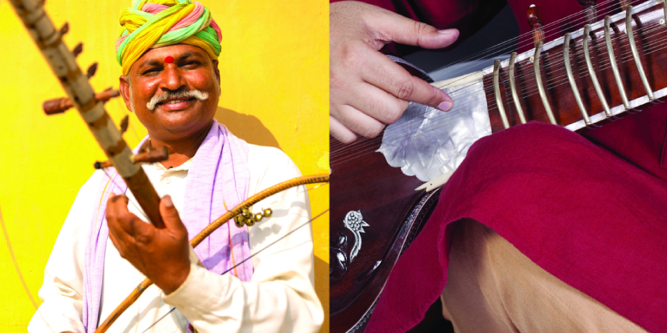 Indian Folk Music And Indian Classical Music - Difference.