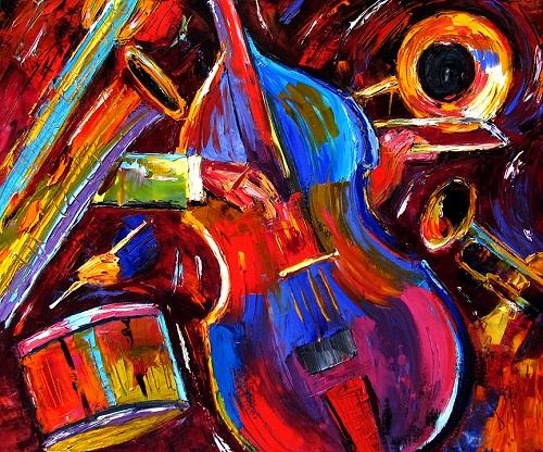 An image of Music symbols